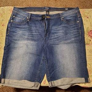 A.N.A bermuda shorts